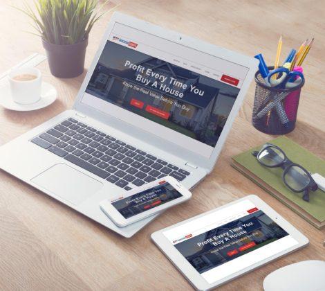 Free Laptop, iPad and Smartphone Mockup