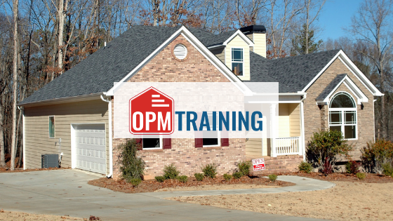 OPM Training