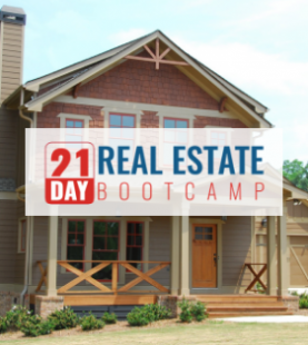 21 Day Real Estate Bootcamp